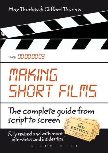Book Jacket of Making Short Films