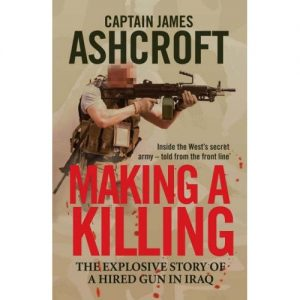 image shows cover of the book Making a Killing