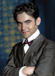 Photograph of Spanish poet Lorca