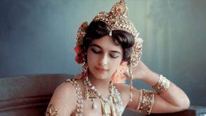 Image show Mata Hari – Nude Dancer, Spy, Existentialist