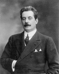 Puccini, composer: Poetic License and La Bohème